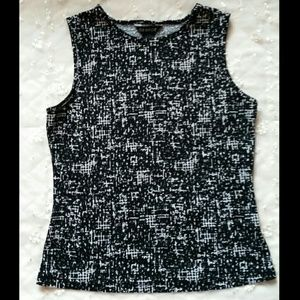 Sleeveless Business Shell - George (Size) Med 8/10